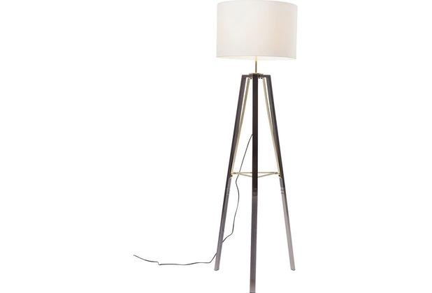 Kare Design Stehleuchte Tripot Think, Dreifuß-Stehlampe