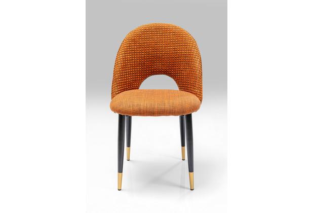 Kare Design Stuhl Hudson Orange