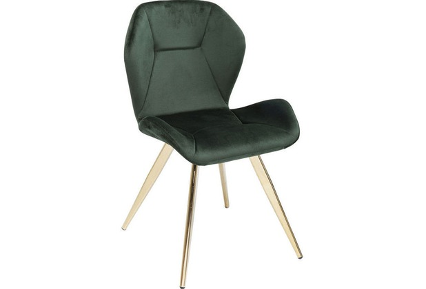 Kare Design Stuhl Viva Grün