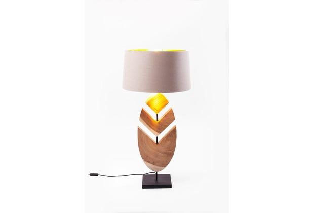 Kare Design Tischleuchte Feather