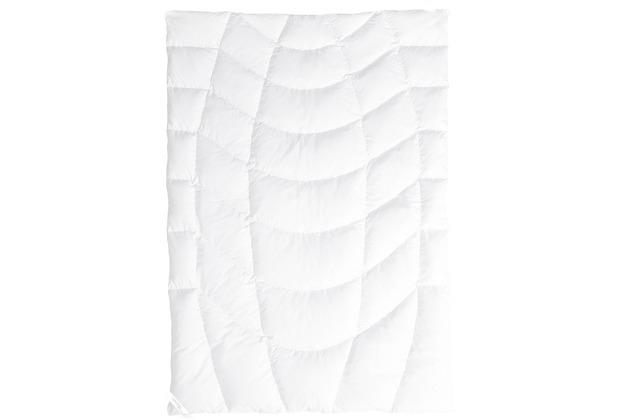 Kauffmann Mono Einziehdecke Cocoon De Luxe Bettdecke 135 x 200 cm