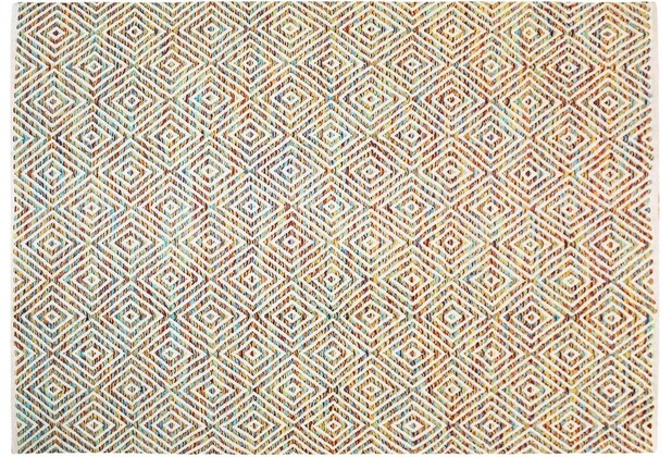 Kayoom Handwebteppich Aperitif 310 Multi 120 x 170 cm