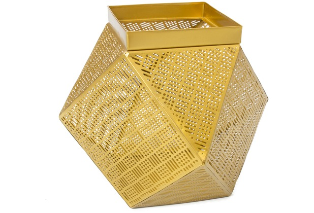 Kayoom Korb Basket Art Gold I
