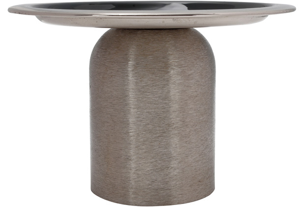 Kayoom Kuchenplatte Art Deco 125 Silber / Dunkelgrün