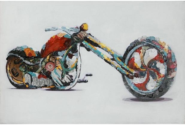 Kayoom Öl-Wandbild Speed 60cm x 90cm