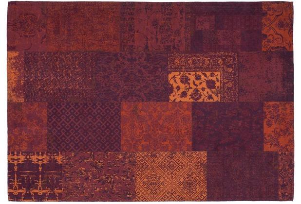 Kayoom Teppich Symphony 160 Rot 120 x 170 cm