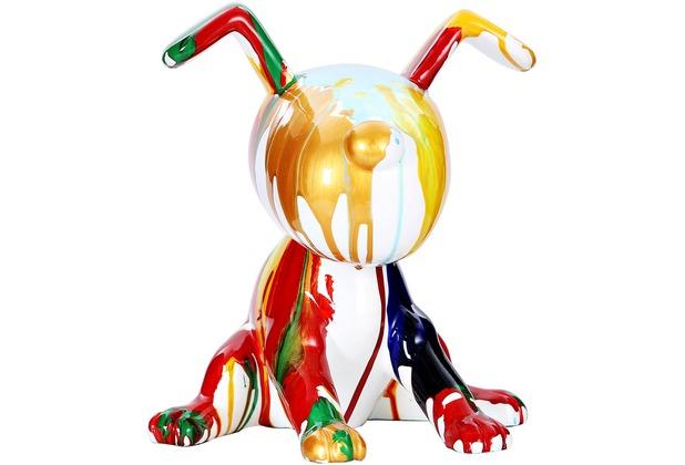 Kayoom Skulptur Beagle II 21-J Multi
