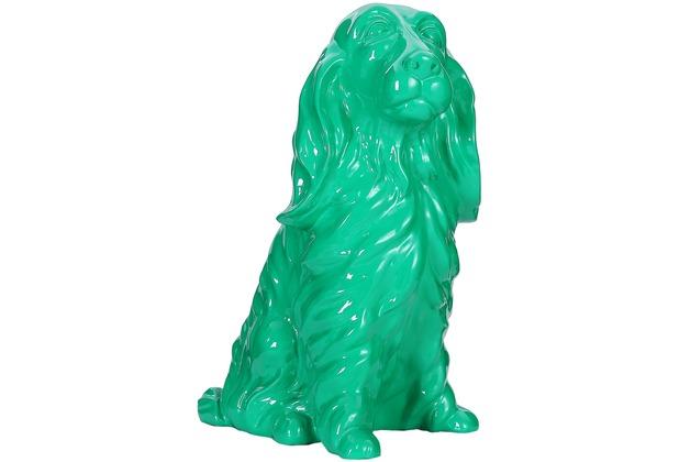 Kayoom Skulptur Munsterlander 21-J Grün