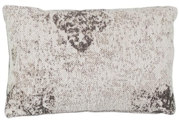 Kayoom Sofakissen Nostalgia Pillow 275 Anthrazit 40 x 60 cm