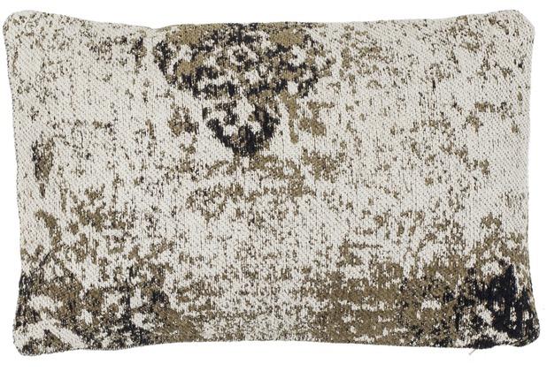 Kayoom Sofakissen Nostalgia Pillow 285 Olive 40 x 60 cm
