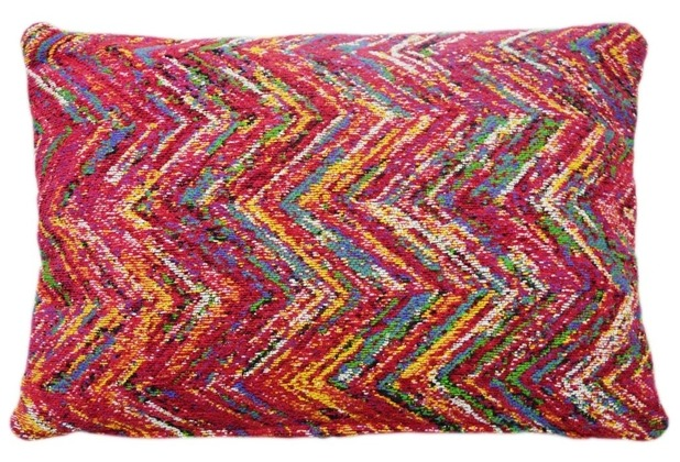 Kayoom Sofakissen Solitaire Pillow 510 Multi 40 x 60 cm