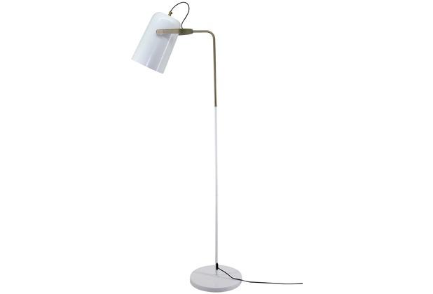 Kayoom Stehlampe Caricia 287 Weiß
