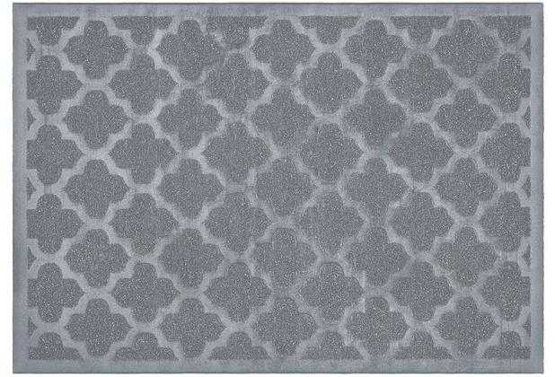 Kayoom Teppich Turkey - Bergama Silber 120 x 170 cm