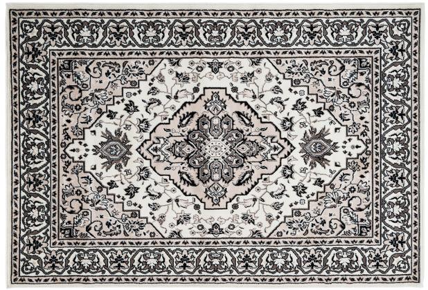 Kayoom Teppich Egypt - Assuan Elfenbein 160 x 230 cm