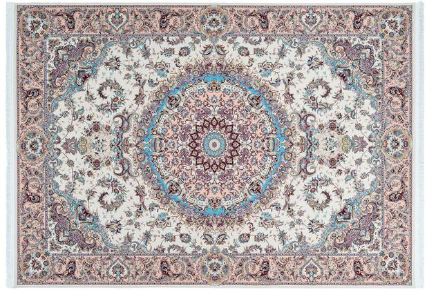 Kayoom Teppich Kuwait - Salmiya Elfenbein 160 x 230 cm