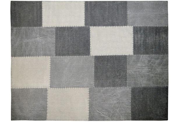 Kayoom Teppich Lyrical 110 Multi / Grau 120 x 170 cm