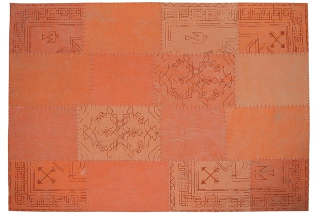 Kayoom Teppich Lyrical 210 Multi / Orange 120 x 170 cm