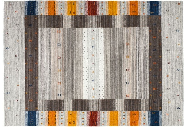 Kayoom Teppich Bhutan - Mongar Natur 160 x 230 cm