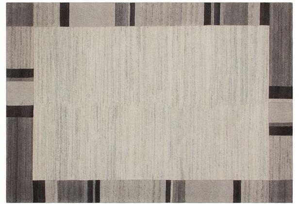 Kayoom Teppich Myanmar - Pathein Grau 120 x 170 cm