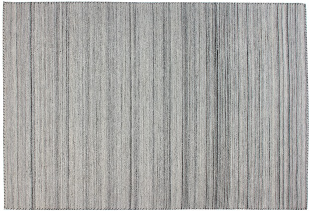Kayoom Teppich Phoenix 210 Grau / Multi 120 x 170 cm