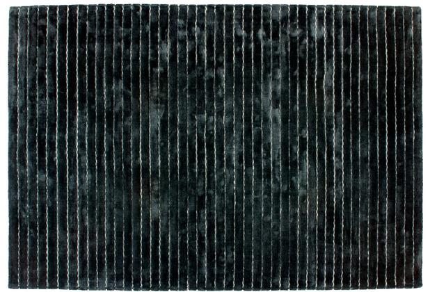 Kayoom Teppich Prime 110 Anthrazit / Multi 120 x 170 cm