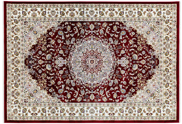 Kayoom Teppich Scotland - Edinburgh Rot 140 x 200 cm