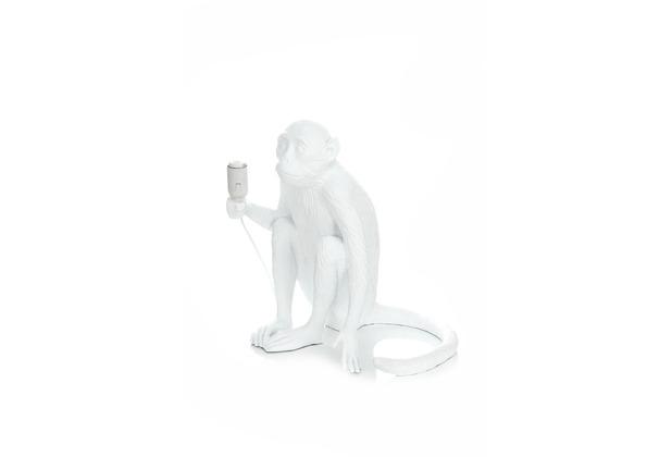 Kayoom Tischlampe Chita 110 Weiß