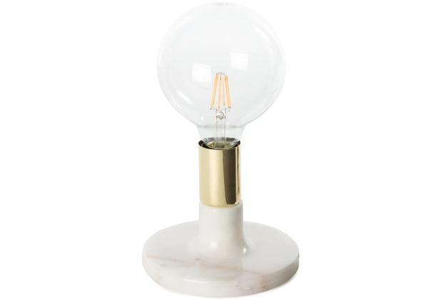 Kayoom Tischlampe Mrs. Glow Weiß