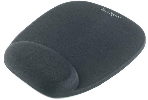 Kensington Comfort Foam Handgelenkauflage für Maus, schwarz
