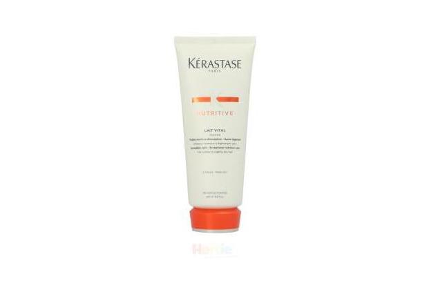 Kerastase Nutritive Lait Vital Incredibly Light - For Normal To Slightly Dry Hair, Haarkur 200 ml