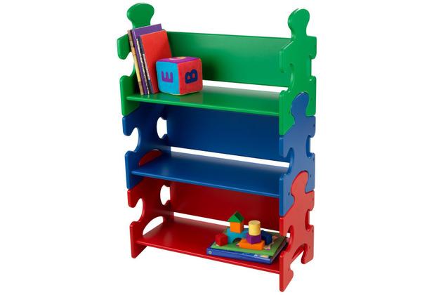 Kidkraft Bücherregal Puzzle - Primary