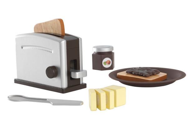Kidkraft Toasterset Espresso