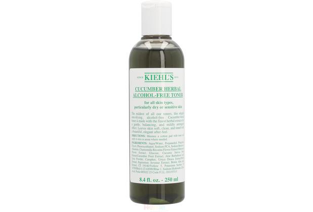 Kiehls Kiehl\'s Cucumber Herbal Alcohol Free Toner - 250 ml