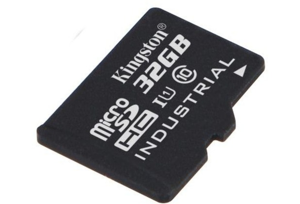 Kingston microSDHC Industrial Temp UHS-1, 32GB ohne SD Adapter