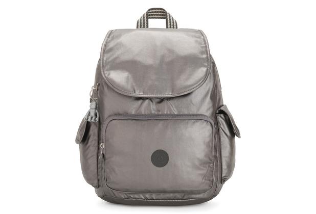 Kipling Classics City Pack Rucksack 37 cm carbon metallic