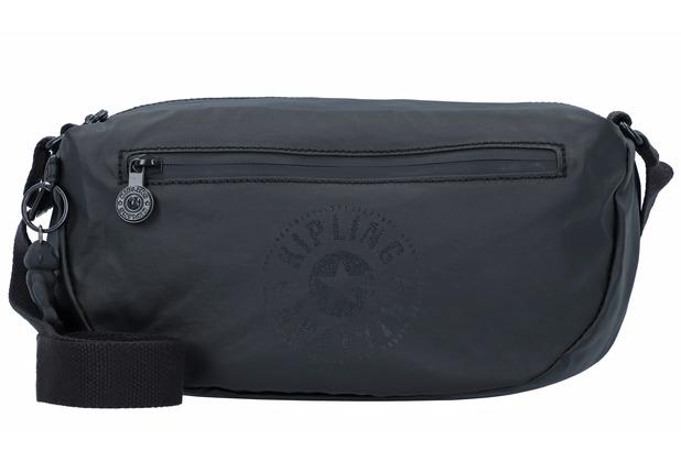 Kipling New Classics Umhängetasche 22 cm raw black