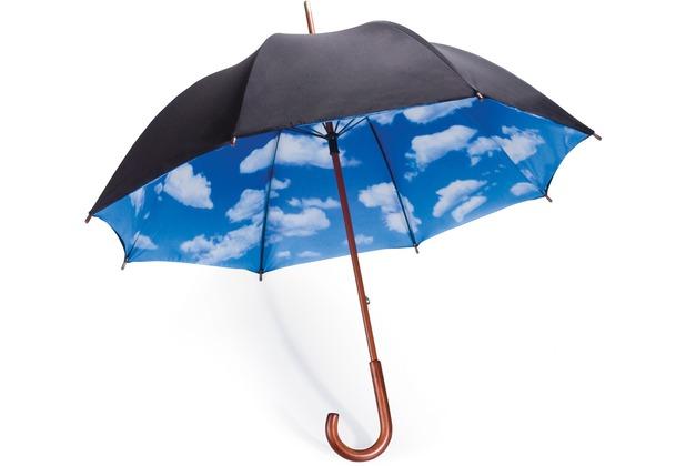 Klein und more MoMA SKY Regenschirm