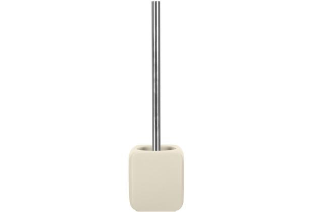 Kleine Wolke Accessoires Cubic, Natur WC-Bürstenhalter