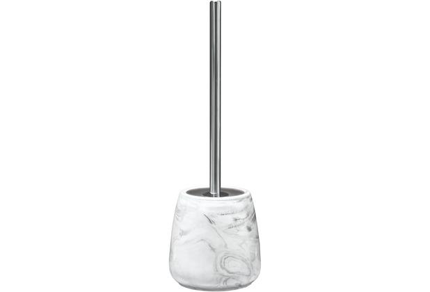 Kleine Wolke Accessoires Marble, Anthrazit WC-Bürstenhalter