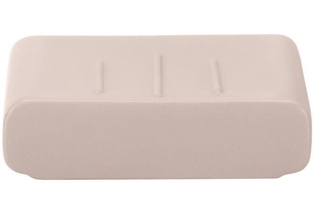 Kleine Wolke Accessoires Seifenschale Cubic, Pastellrose 3 x 11 cm