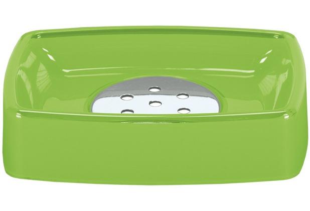 Kleine Wolke Accessoires Seifenschale Easy, Grün 3 x 12 cm