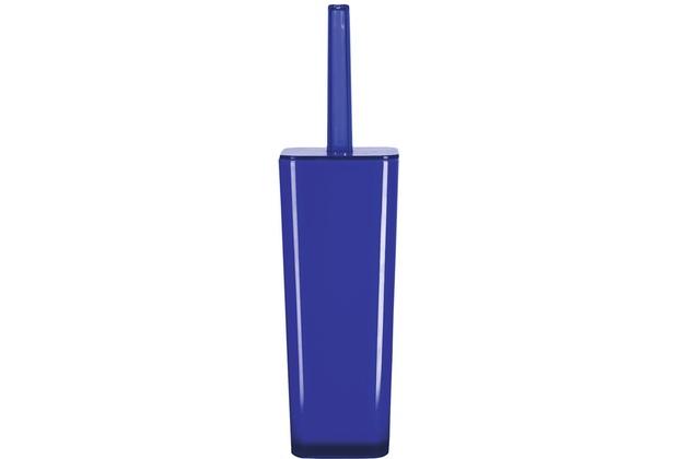 Kleine Wolke WC-Bürstengarnitur Easy, Kobaltblau 37 x 10 cm