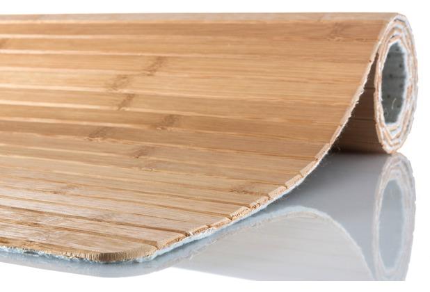 kleine wolke badteppich bambus natur. Black Bedroom Furniture Sets. Home Design Ideas