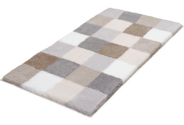 Kleine Wolke Badteppich Caro, Kaschmir 55x 65 cm