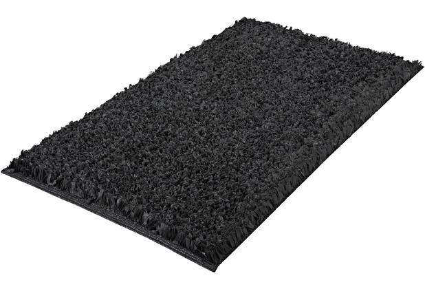 Kleine Wolke Badteppich Delight Schiefer 60x 60 cm