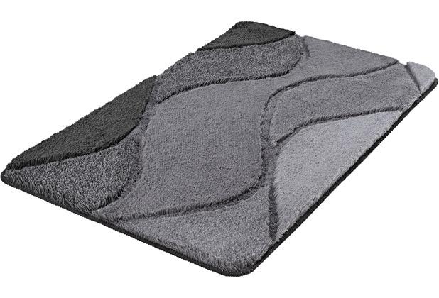 Kleine Wolke Badteppich Fiona Schiefer 60x100 cm