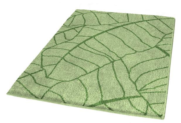 Kleine Wolke Badteppich Kingston Linde 60 cm x 100 cm