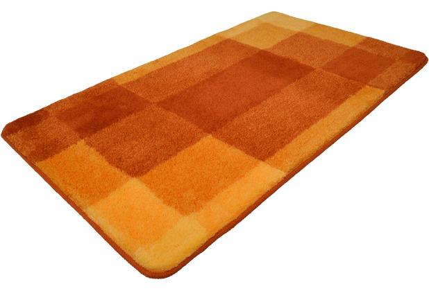 Kleine Wolke Badteppich Mix Brandy 55x 65 cm