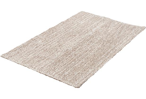 Kleine Wolke Badteppich Rico, Nebel 60x 90 cm