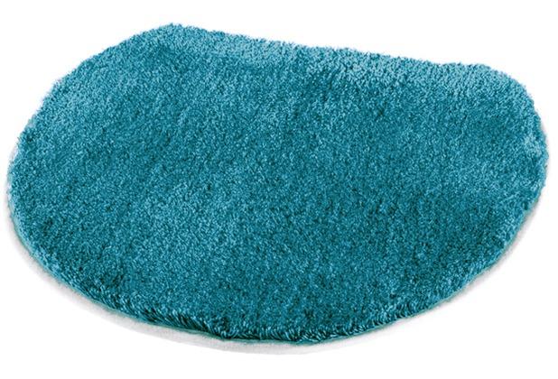 Kleine Wolke Deckelbezug Soft Petrol 47 cm x 50 cm